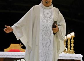 Homilia da Missa de Libertação (24/06)