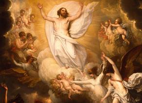 A comemoração da Ascensão do Senhor