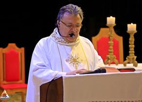 Homilia da Missa de Cura