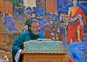 Homilia Santa Missa