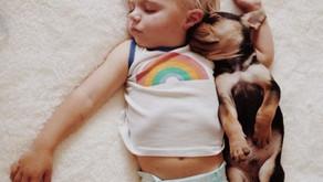 Perché tuo figlio dovrebbe crescere con un Cane?