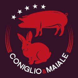 CONIGLIO E MAIALE