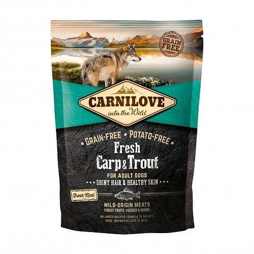 FRESH CARP & TROUT - 1,5 KG