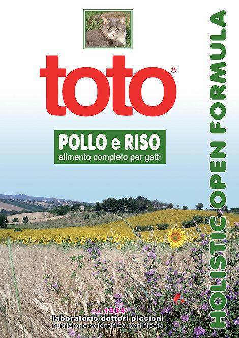 POLLO E RISO GATTO 4KG