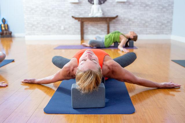 Yin Yoga Livestream