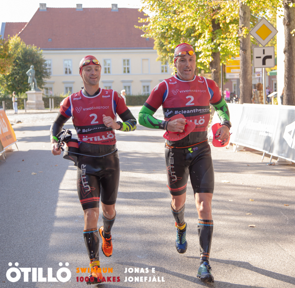 ÖTILLÖ 1000 lakes, GER 2019 run to finish