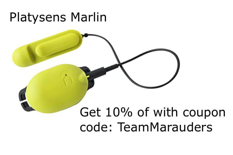 "discount code ""TeamMarauders"