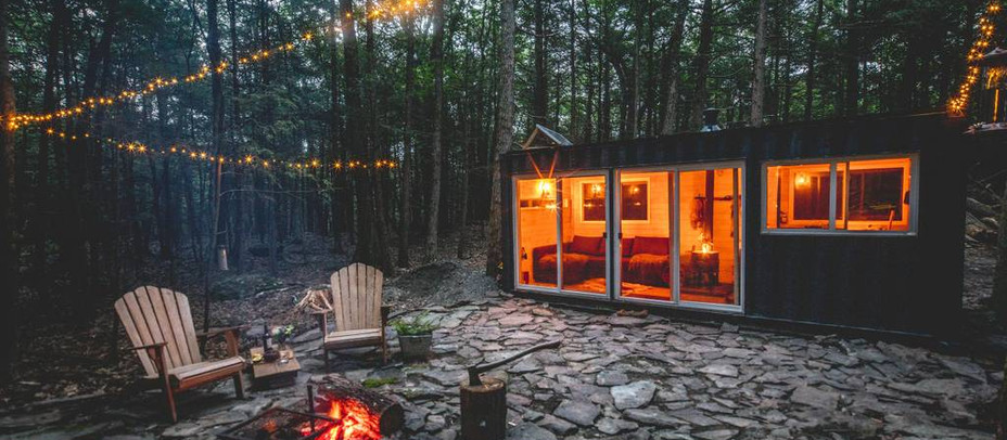 How We Can Be Close, AND 6 Feet Apart: Backyard Guest Suites