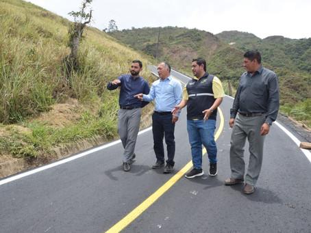 Mejoramiento de vía atraerá más turistas a cerro El Calvario