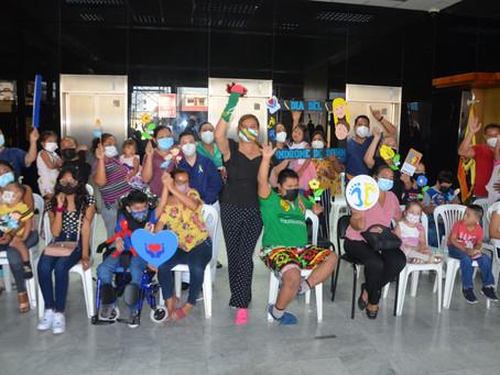 """Conmemoramos el Día Mundial del Síndrome de Down con campaña inclusiva """"Un día en mis pies"""""""