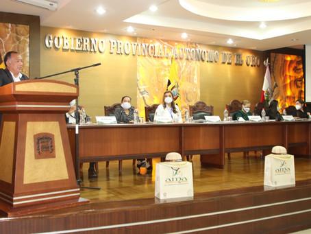 La reactivación del turismo, otra apuesta de la Prefectura de El Oro