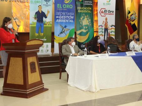 Se realizó lanzamiento de Educambiente, programa de educación ambiental
