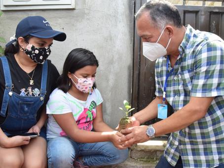 Más de 5 mil familias serán beneficiadas con el programa Mi Barrio Verde en Machala