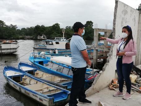 Construcción de gasolinera artesanal para pescadores iniciará a finales de marzo