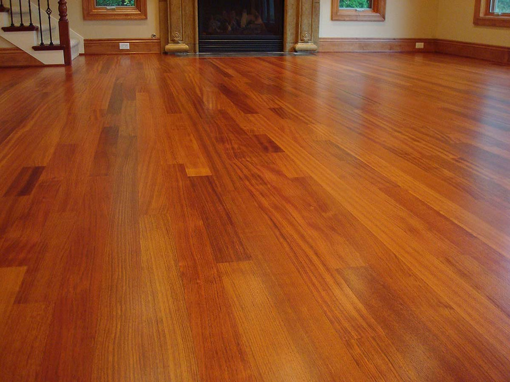 floor refinishing Calgary