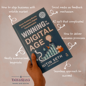 Winning in the Digital Age by Nitin Seth: book review