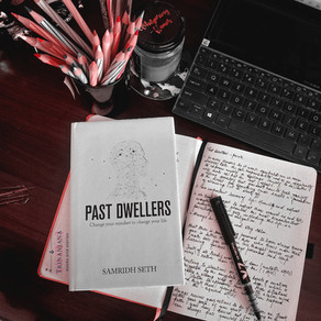 Reading Past Dwellers by Samridh Seth
