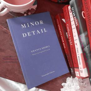 Minor Detail by Adania Shibli: A  book review