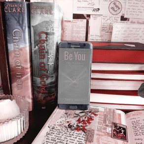 Be you by Chris Cirak: book review