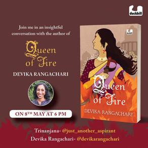 In conversation with Devika Rangachari