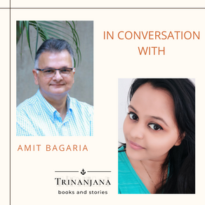 In conversation with Author Amit Bagaria
