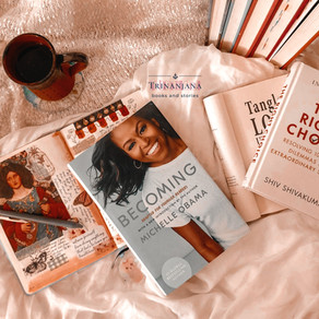 BECOMING adapted for younger readers by Michelle Obama: a book review
