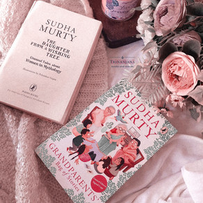 Grandparents' bag of stories by Sudha Murty: a book review