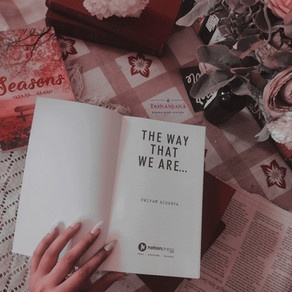 The way that we are by Priyam Acharya: book review