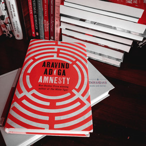 Amnesty by Arvind Adiga: A book review