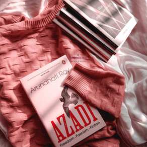 Azadi by Arundhati Roy: a collection of passionate essays questioning institutions: a Book Review