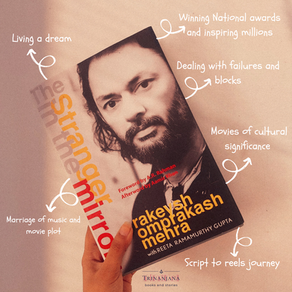 The Stranger in the mirror by Rakeysh Omprakash Mehra with Reeta Ramamurthy Gupta: book review