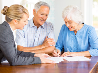 Hire a younger advisor for your retirement plan.