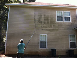 Pressure Washing, Allbright Home Services