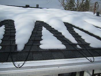 Roof Heat Cables, Heat Tape