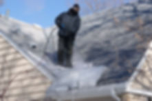 AllBright Home Services - Ice Dam Removal
