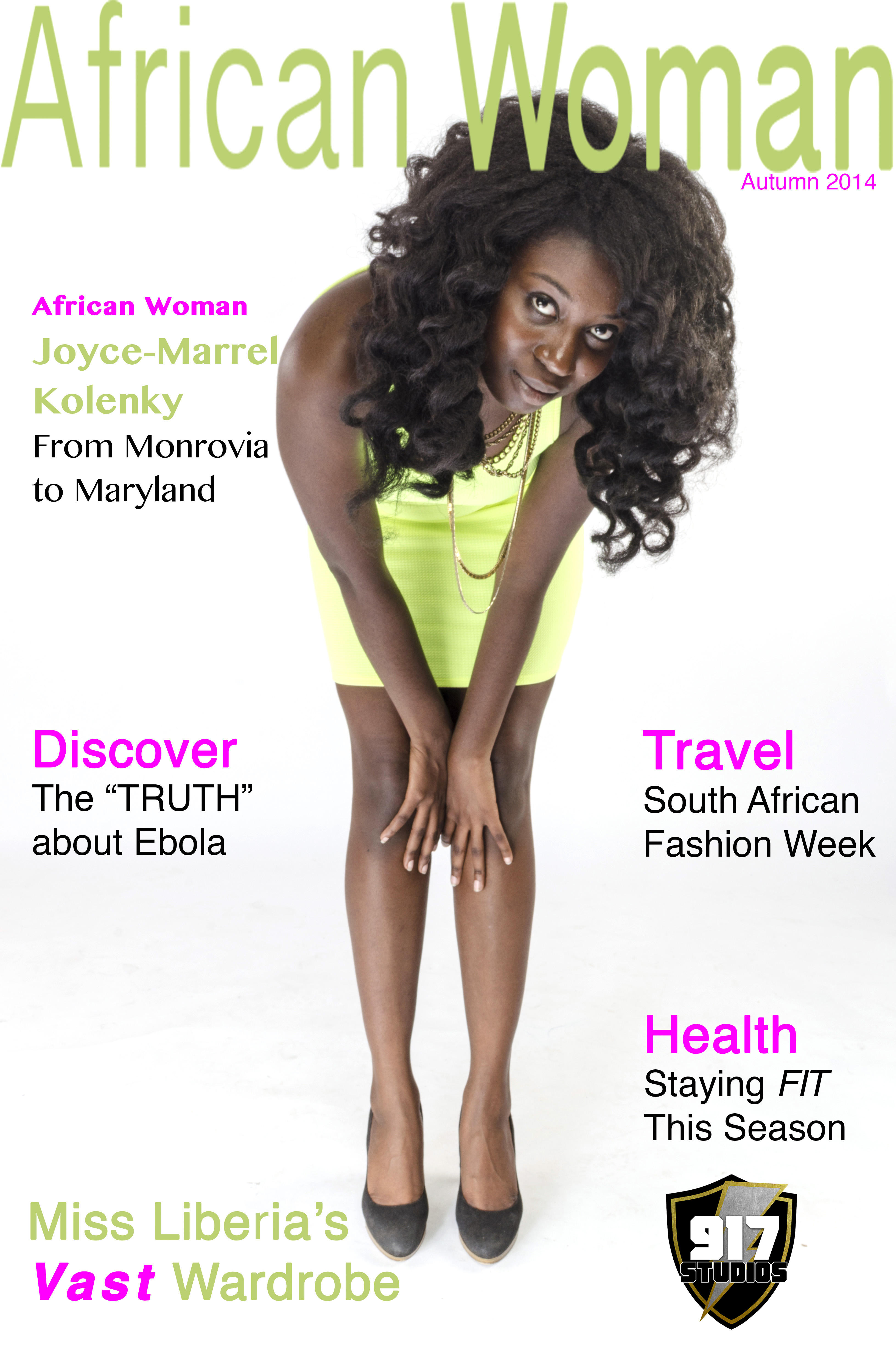 African Woman Magazine