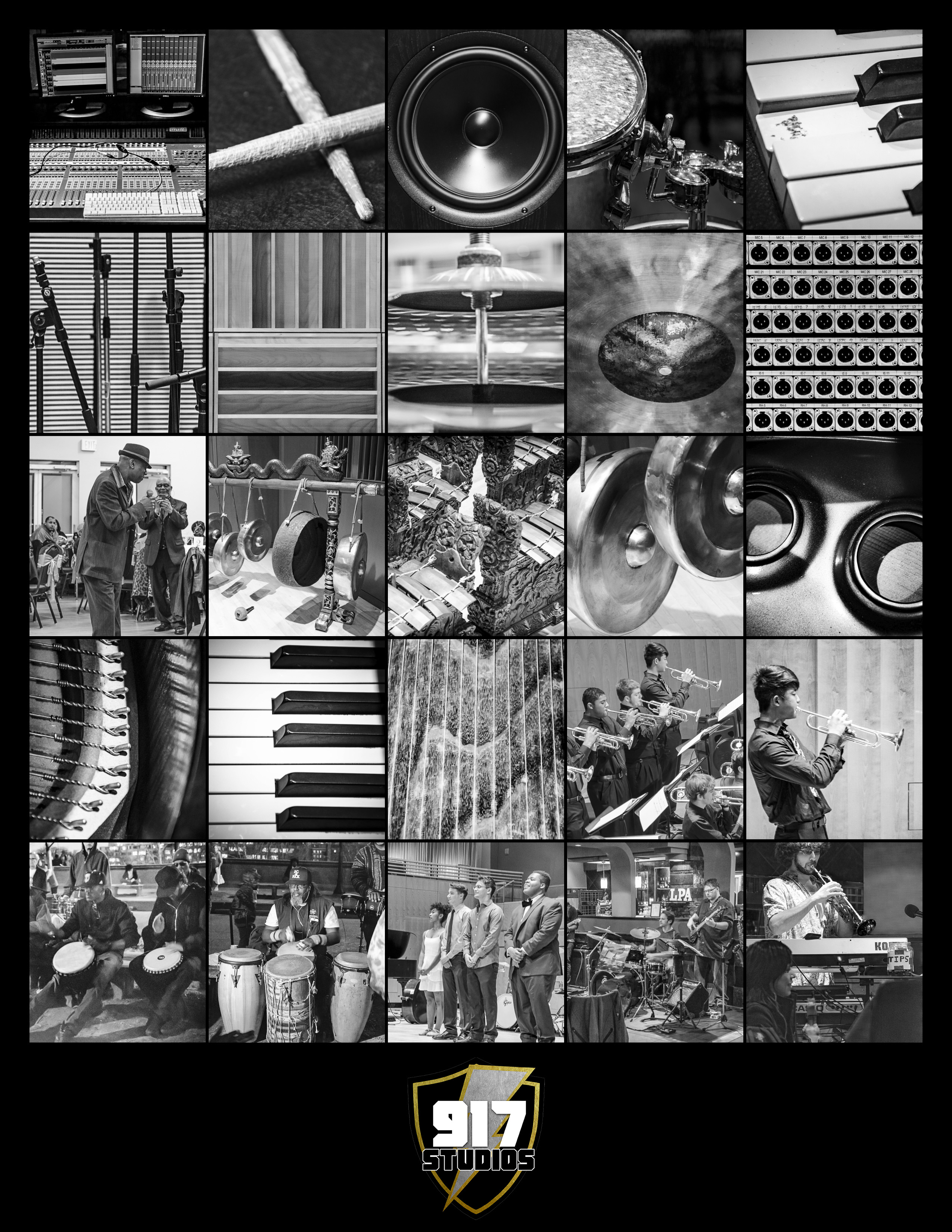 917 Studios Promotion