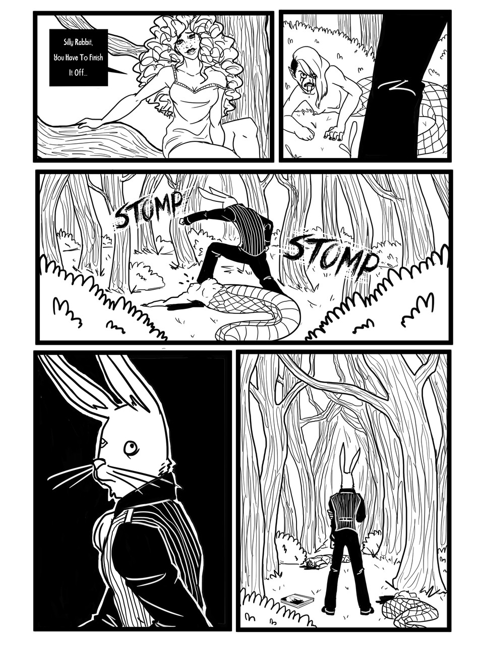 Rabbit PG 5