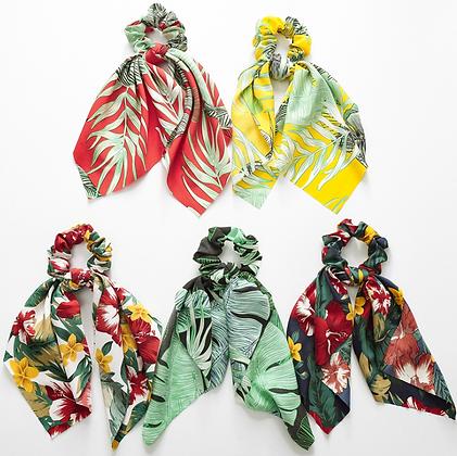 HISUM scarf scrunchies