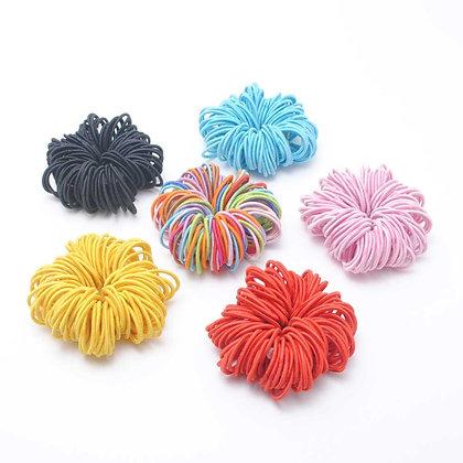 HISUM hair elastics elastic hair bands hair ties
