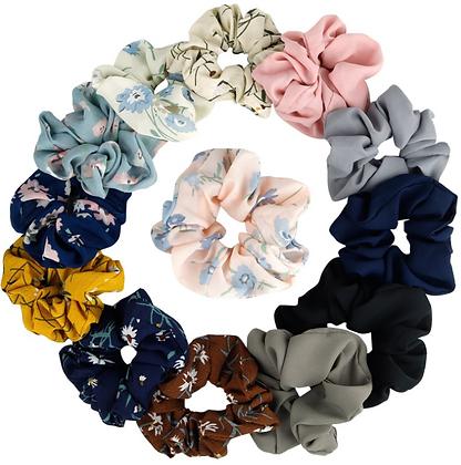 HISUM scrunchies