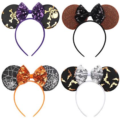 HISUM Halloween Headbands