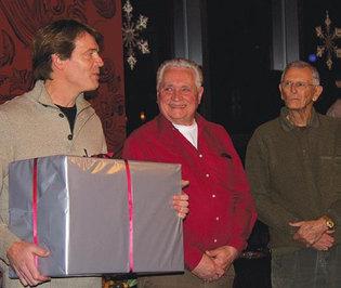 Dru Sedwick, Jay Sedwick & Ed Hassler Jr.