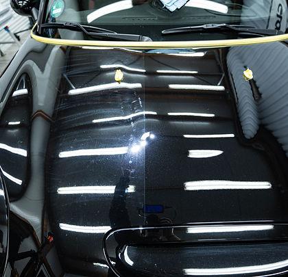 Fahrzeugpflege, Detailing, Kratzer entfernen