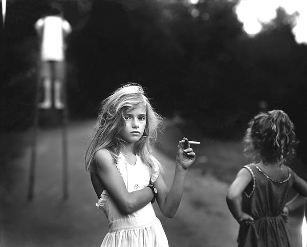 Candy Cigarette, 1989 by Sally Mann.jpg