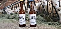 Les bières La Brassée du Chevrier