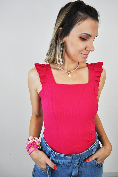 Regata Canelada FruFru - Pink