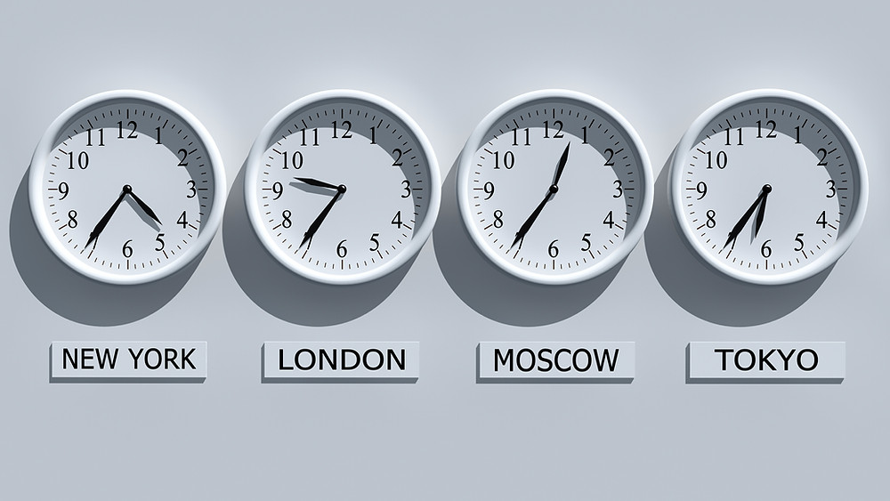 Make Multiple Timezones Work For You