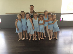 6 Years Ballet