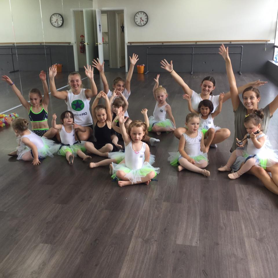 Wiggle and Giggle Thursday class
